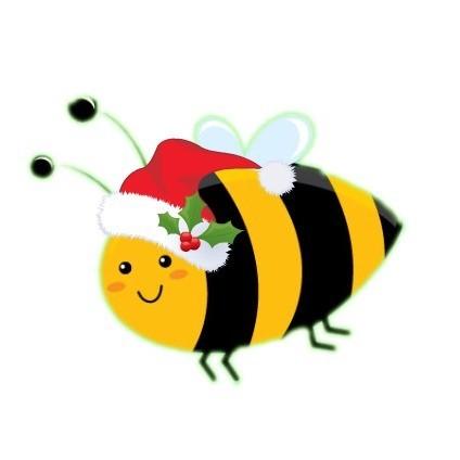 Merry Christmas The Hob Bee Hive