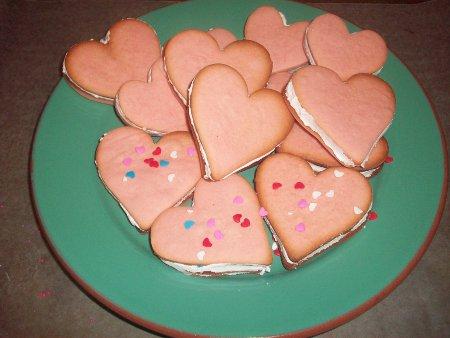 heart cookies 004