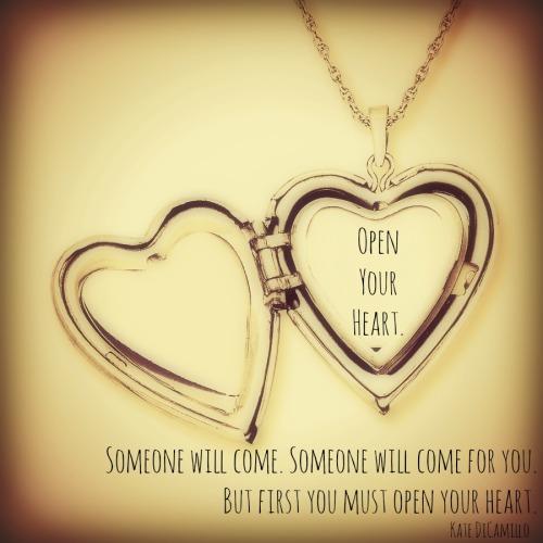 openyourheart