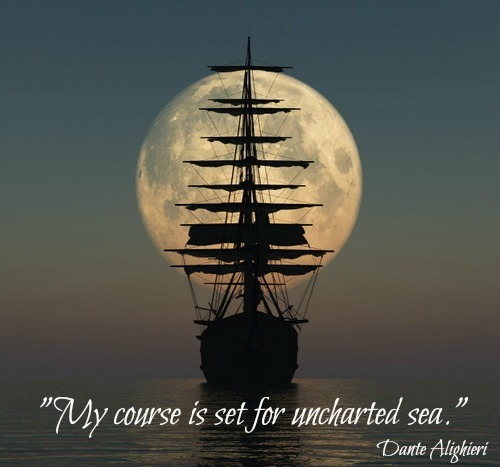 uncharted-sea