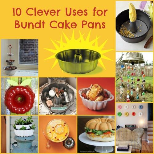 Bundt-Cake-Pans