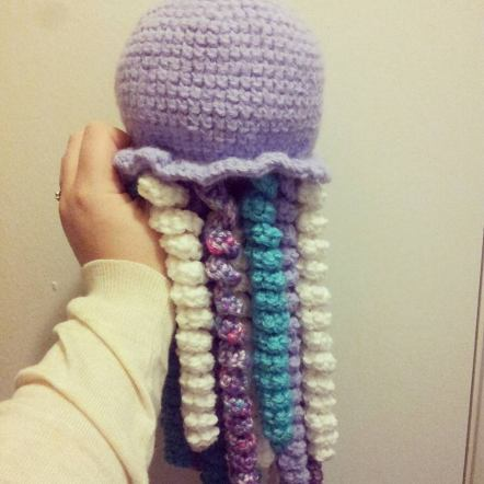 crocheted-jellyfish