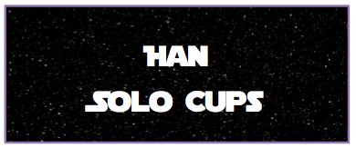 HanSoloCups