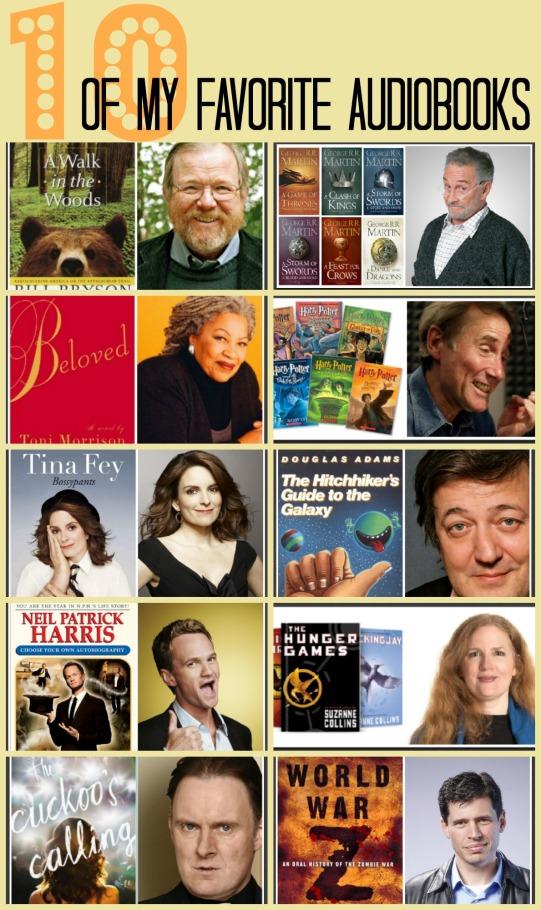 favorite-audiobooks