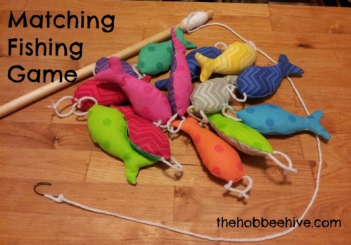 matching-fishing-game