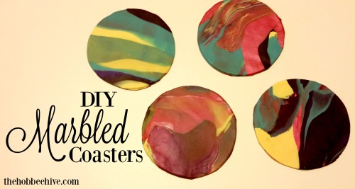diy-marbled-coasters