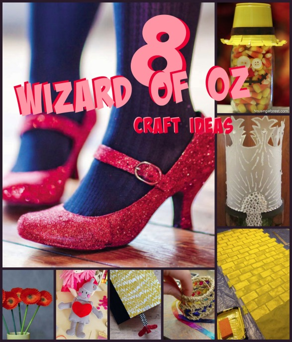 wizard-of-oz-craft-ideas