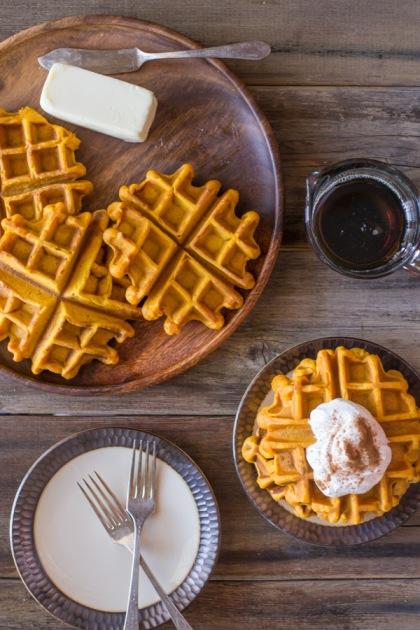 pumpkin-spice-waffles-1