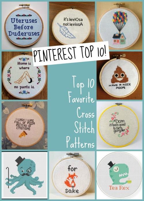 top-10-cross-stitch-patterns