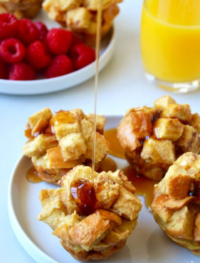 cinnamon-french-toast-muffins