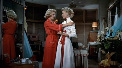 Image result for betty and judy, white christmas