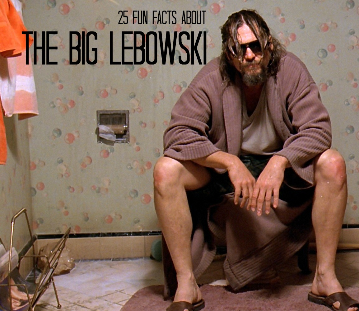 essay on the big lebowski Study guide for the big lebowski the big lebowski study guide contains a biography of joel coen, literature essays, quiz questions, major themes, characters, and a.