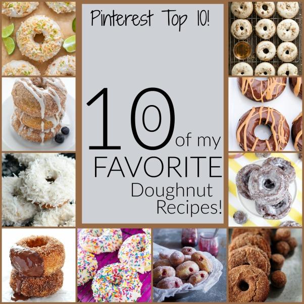 doughnut-recipes