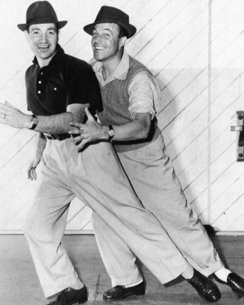 Image result for gene kelly, fred kelly