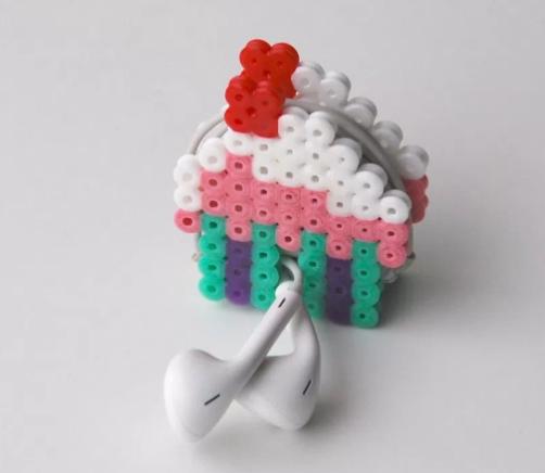 perler-bead-cord-holder