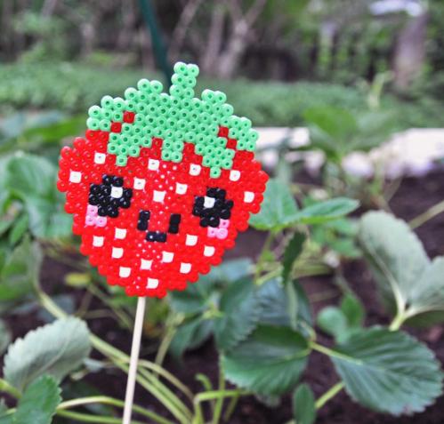 perler-bead-garden-planters