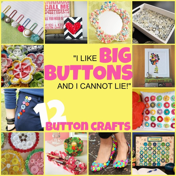 button collage