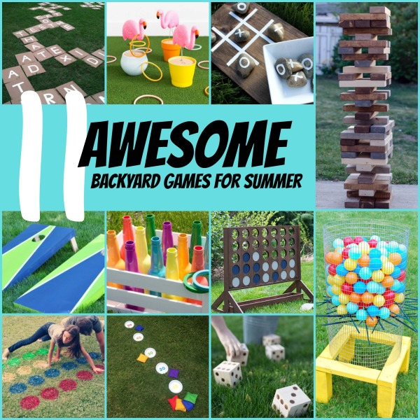 11 Awesome Backyard Games For Summer The Hob Bee Hive