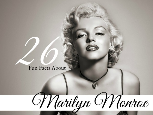 fun-facts-about-marilyn-monroe