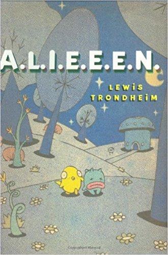 alieeen book review
