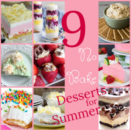 no-bake-desserts-for-summer