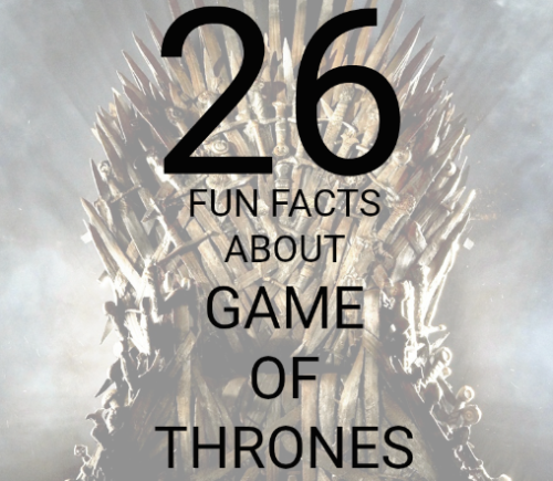 fun-facts-about-game-of-thrones