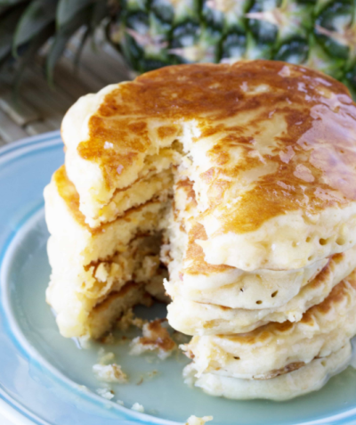 pineapple-pancakes