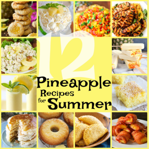 pineapple-recipes-for-summer