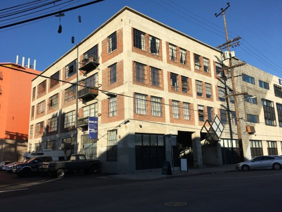 Image result for Avery St. and Traction Ave. in L.A