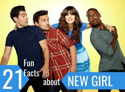 fun-facts-about-new-girl