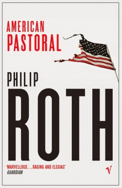 Image result for American Pastoral book cover