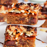 bacon cookie bars