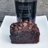 beer brownie