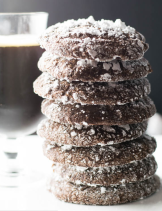 coffee stout cookies