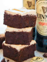 guiness brownies