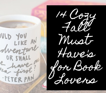 ideas for book lovers