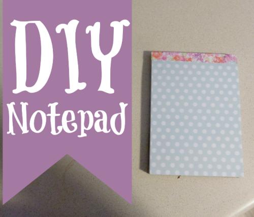 diy-notepad