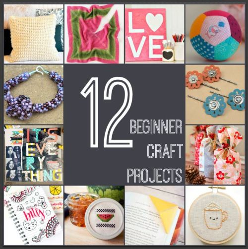 beginner crafts