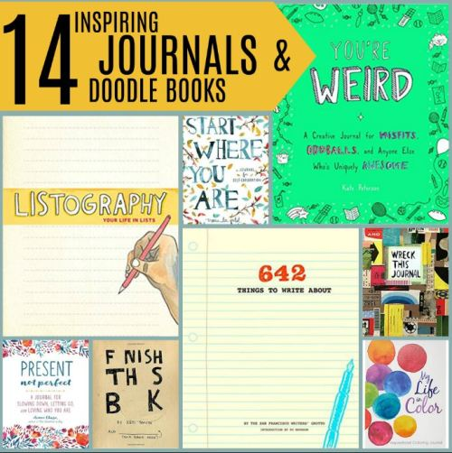 journals-and-doodle-books