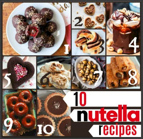 nutella-recipes
