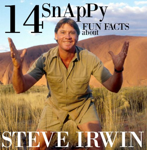fun-facts-about-steve-irwin