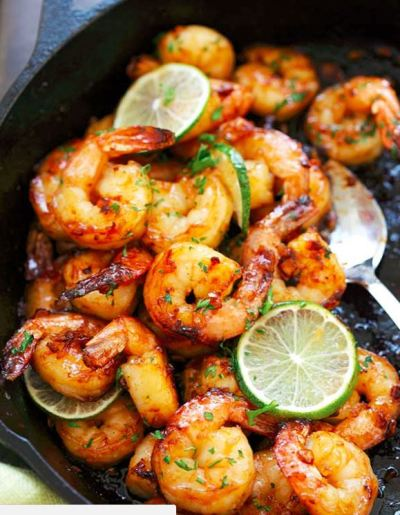 lime-garlic-shrimp