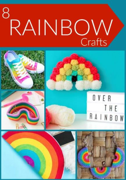rainbow-crafts