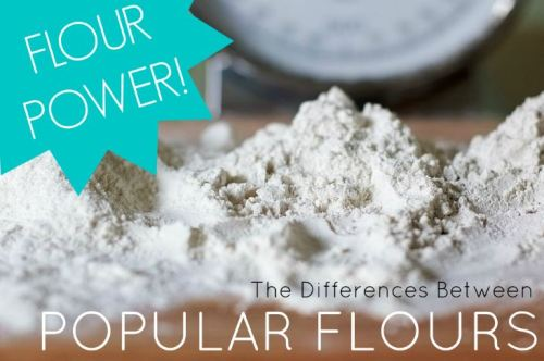 popular flours