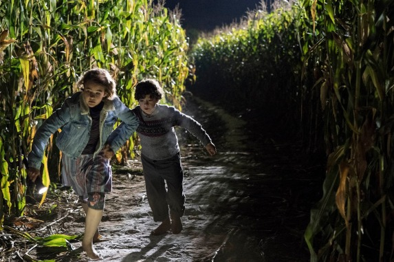Image result for a quiet place, corn
