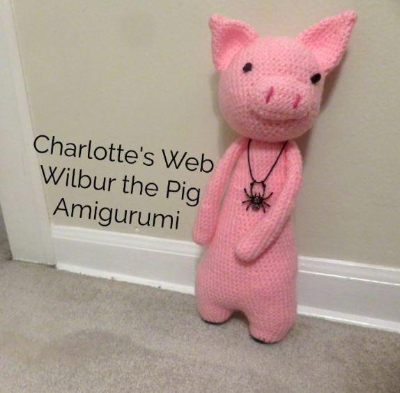 crochet pig 4