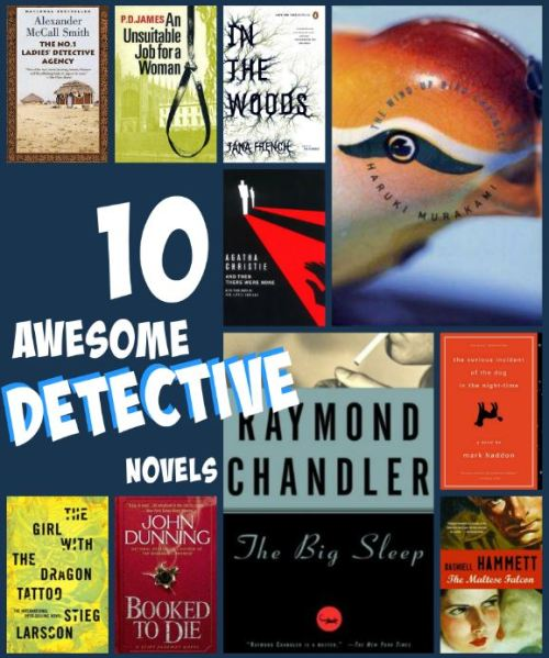 detective-novels