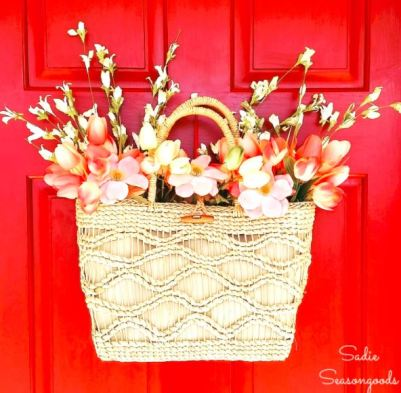 purse wreath