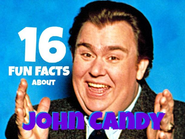 16 Fun Facts About John Candy The Hob Bee Hive