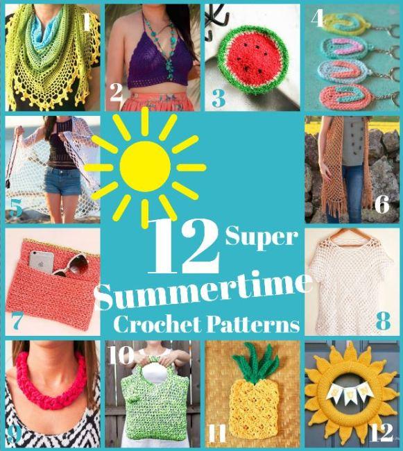 summertime-crochet-patterns